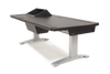 Argosy Eclipse Universal Desk Black Trim