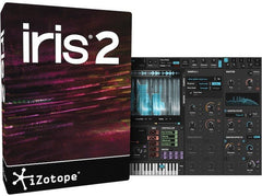 iZotope Iris 2 - Sample based synthesizer
