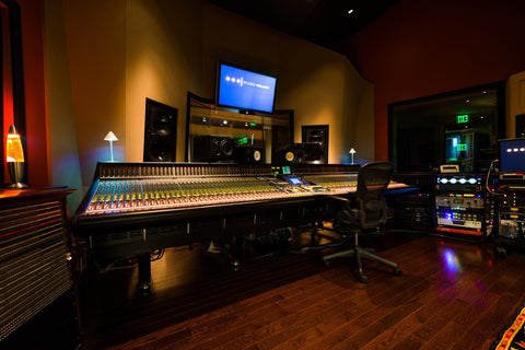 Solid State Logic SSL XL-9080K Recording Console
