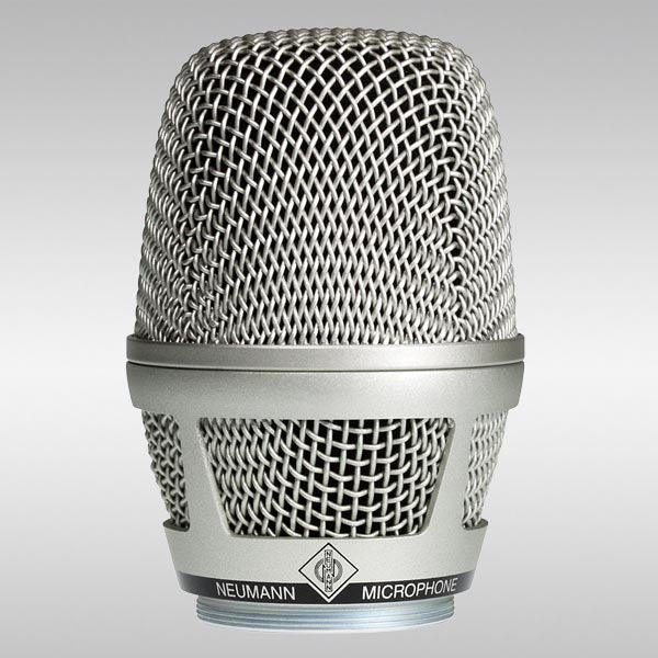 Neumann KK 205 Condenser, supercardioid Wireless Handheld Capsule-Nickel