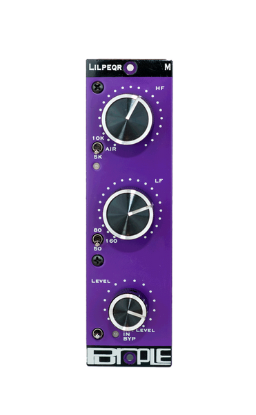 Purple Audio LILPEQr Program EQ Module