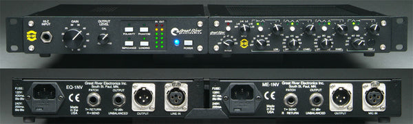 Great River Electronics MEQ-1NV Channel Strip