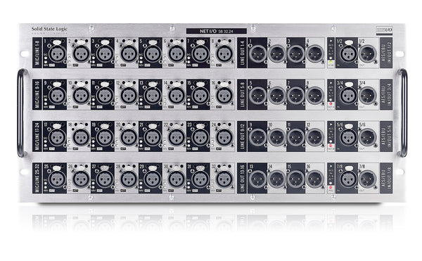 Solid State Logic Network I/O : SB 32.24 Stagebox