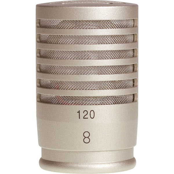 Neumann KK 120 Figure-8 capsule head fir the KMA or KM D output stages-Nickel