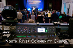 North River Community Church upgrades to Midas X32