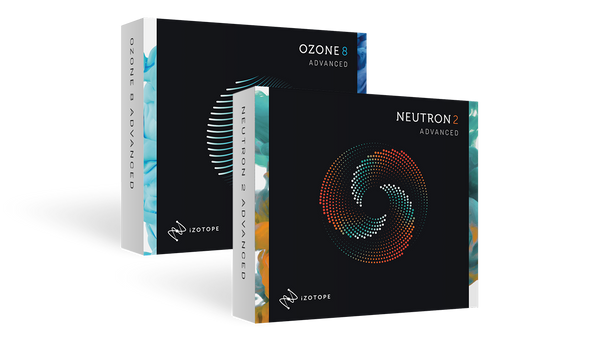 iZotope O8N2 Bundle - Crossgrade from Music Production Bundle 2