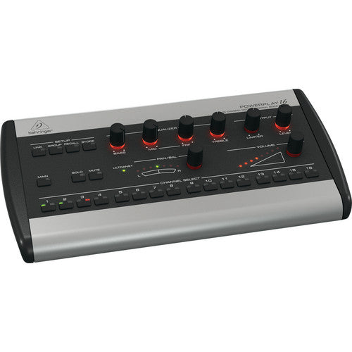 Behringer P-16M Personal Headphone Mixer