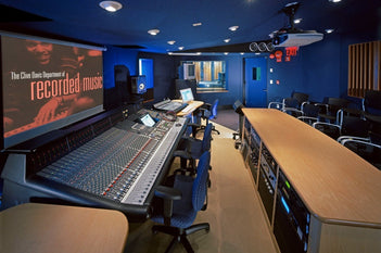 Clive Davis Department Built at NY University