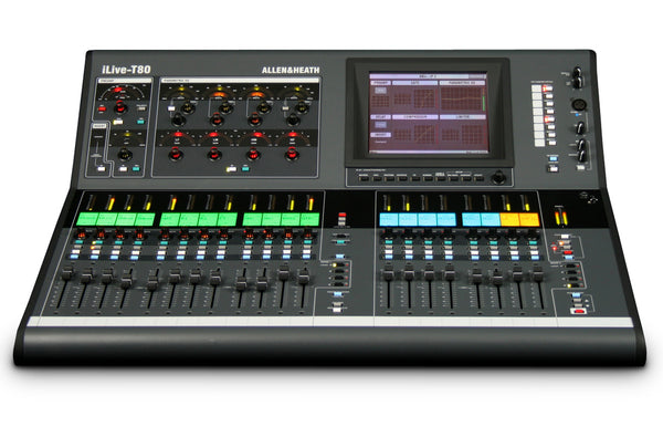Allen and Heath ilive Mixer