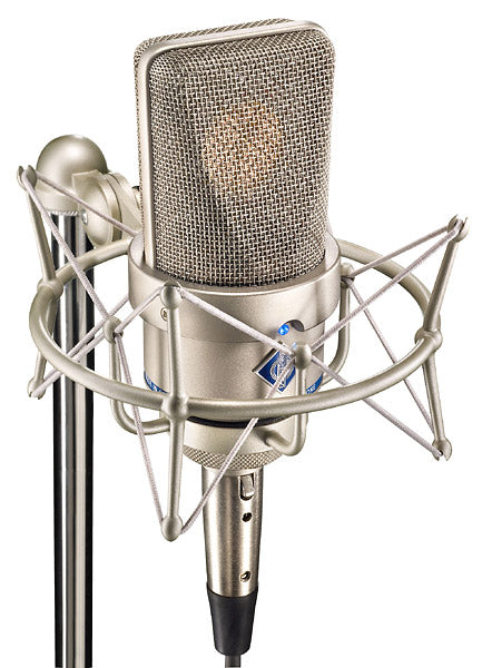 Neumann TLM 103D Large Diaphragm Digital Microphone-Nickel