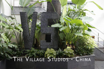 Artist Studio - Guangzhou China