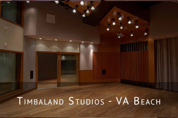 Timbaland Studios - Virginia Beach VA