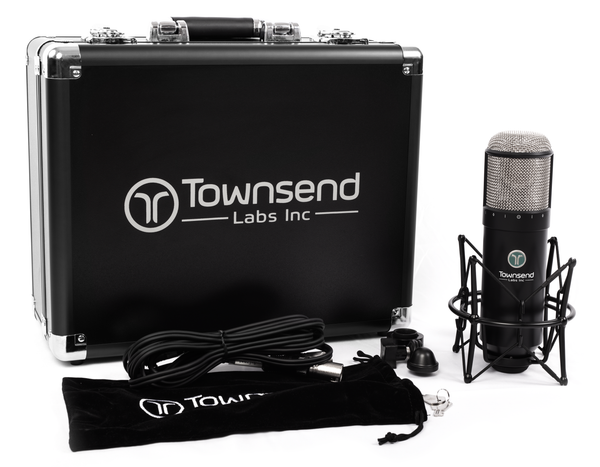 Townsend Labs Sphere L22 Precision Dual Channel Sphere Microphone with Sphere DSP Plug-ins