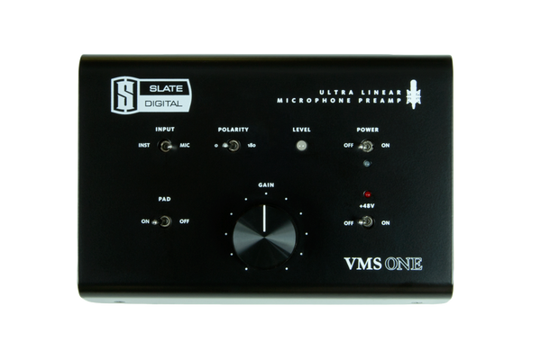 Slate Digital VMS Kit with VMS One Preamp and ML-1 Mic