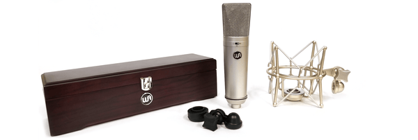 Warm Audio WA-87 FET Condenser Microphone