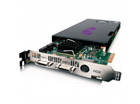 Avid Pro Tools HDX Core (No Software)