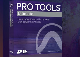 Avid Pro Tools Ultimate-1 Year Subscription (No iLok-Download only)