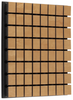 Vicoustic FlexiWood A50 Mid and High Frequency Absorption and Diffusion