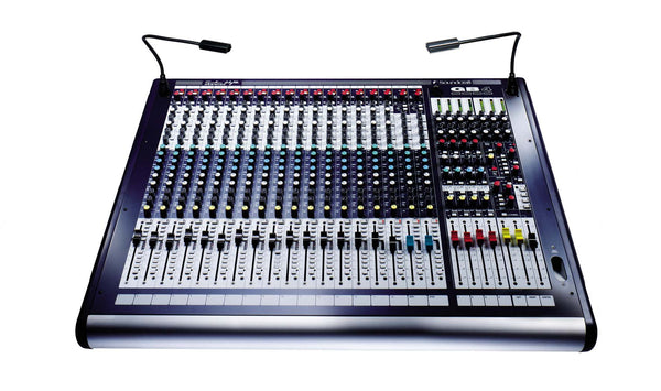 Soundcraft GB4 16 Ch. Console