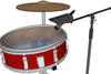Primacoustic CrashGuard -Drum Mic Shield