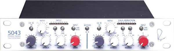 Rupert Neve Designs 5043 2-channel compressor/limiter