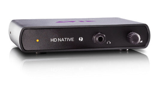 Avid Pro Tools HD Native ThunderBolt Core (Interface only, Does not include software)
