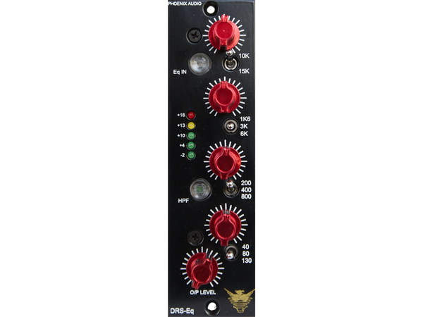 Phoenix Audio DRS EQ/500
