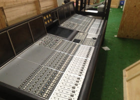 Solid State Logic C300 48-Fader, 96-Channel Digital Production Console