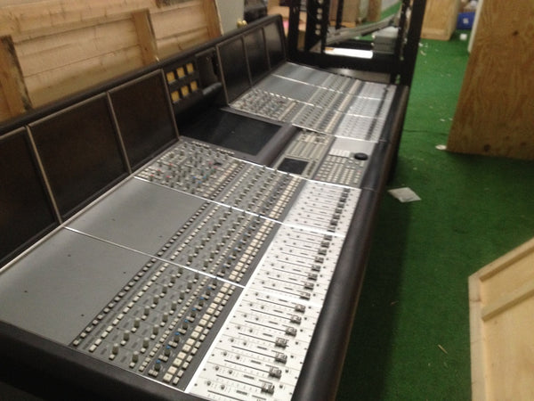SSL C300 48 Fader 96 Channel Digital Production Console