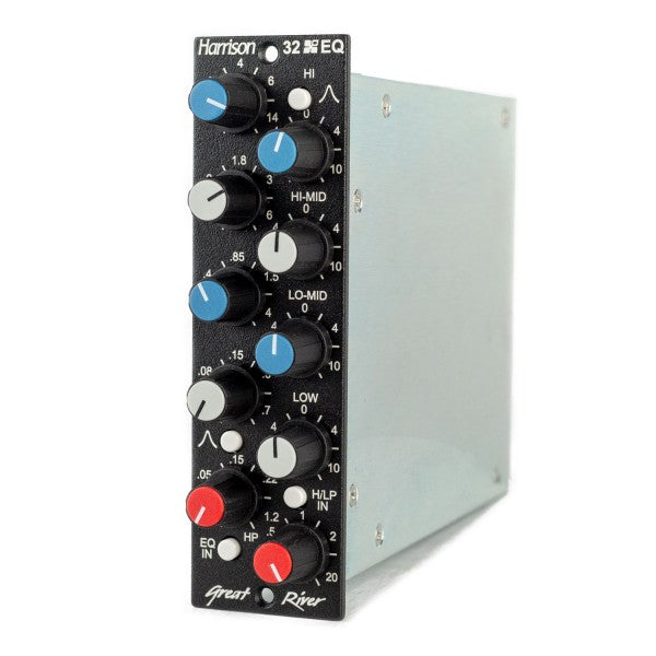 Great River Electronics Harrison 32EQ for the 500-series