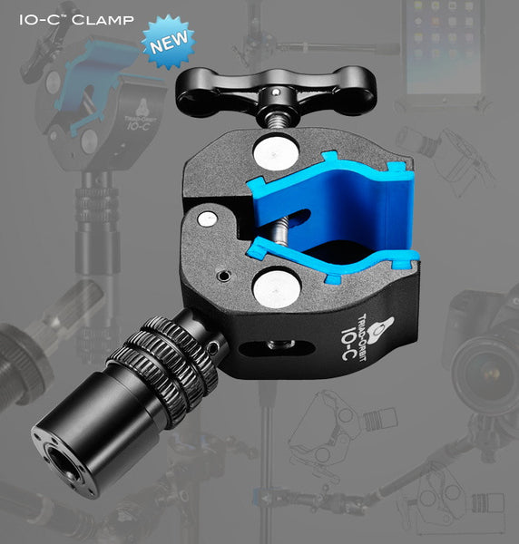 Triad-Orbit IO-C Clamp Mounting Clamp with IO Quick‑Change Coupler