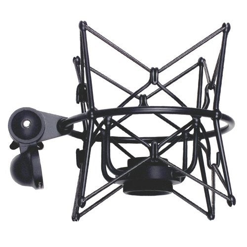 Neumann EA 87 Shock Mount for U87 or U 87 Ai-Black