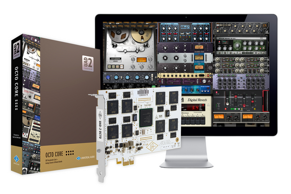 Universal Audio UAD-2 Octo (PCIe card)