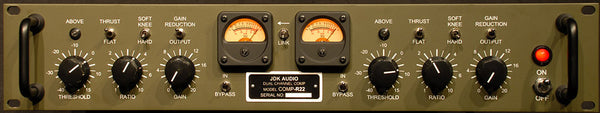 JDK Audio R22 Dual Channel Compressor