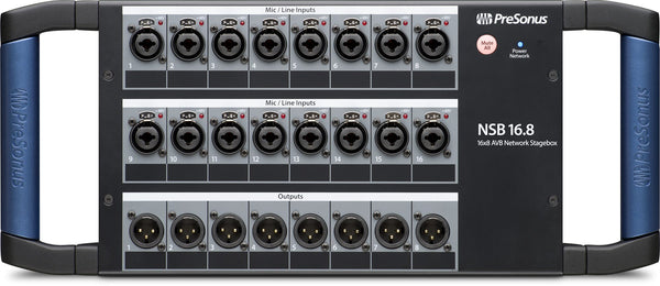 PreSonus NSB 16.8 16X8 AVB Stagebox