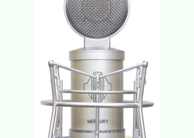 Sontronics Mercury Variable Pattern Tube/Valve Condenser Microphone