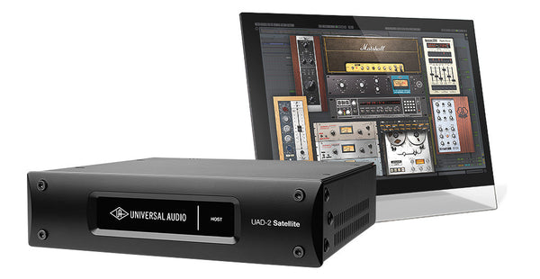 Universal Audio UAD-2 Satellite USB OCTO