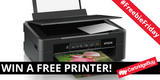 Competition: Win a FREE PRINTER!