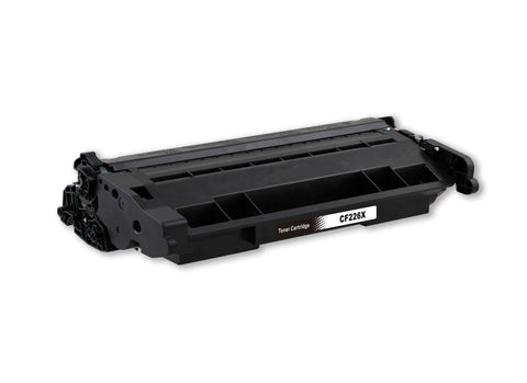 Compatible HP CF226X (26X) Black Toner Cartridge