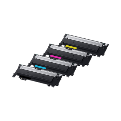 Compatible Samsung CLT-P404C Toner Cartridge Multipack