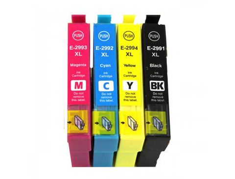 Compatible Epson 29XL (T2996) Ink Cartridge Multipack