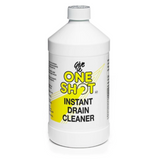 One Shot Drain Cleaner 12 x 1 Litre
