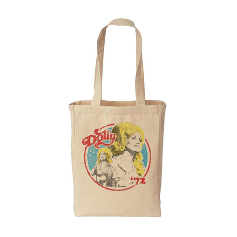 Dolly 72 Tote Bag