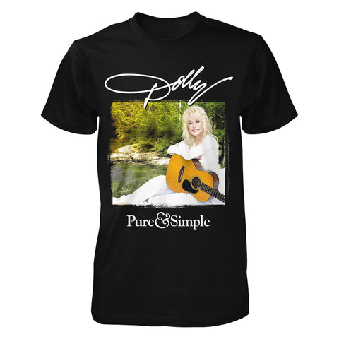 Pure & Simple Cover Tee