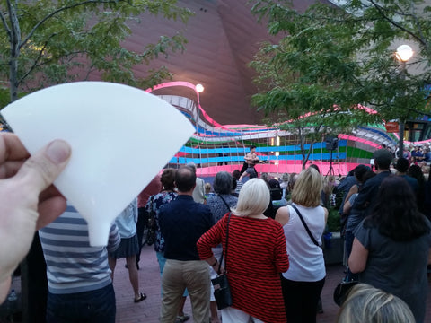 Flat Funnel taking in a little culture with the Colorado Ballet.