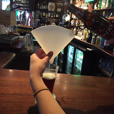 What is there to do in Dublin, Ireland for an innocent funnel? Da' Pub.