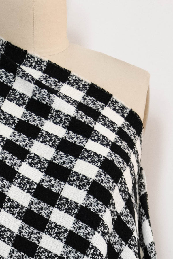 Checkmate Cotton Woven
