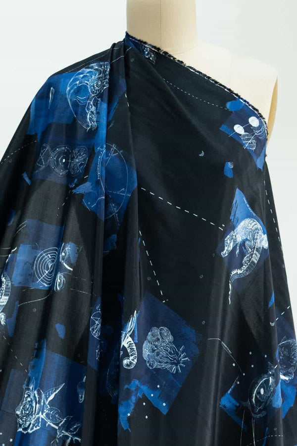 Constellations Italian Viscose Woven