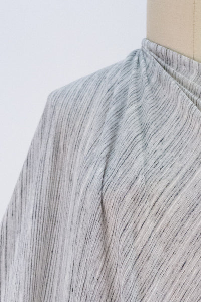 Heather Gray Knit