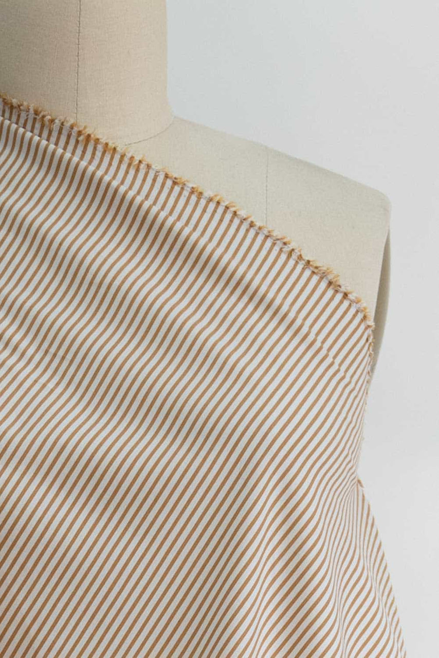Henry Vince Italian Stretch Cotton Woven